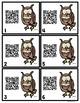 QR Codes - Owls