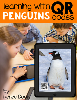 QR Codes - Penguins