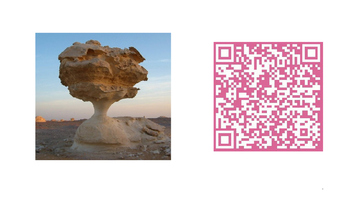 QR Codes Plate Tectonics, WED, and Topographic Maps plus student page