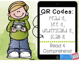 QR Codes: Read It, See It, Understand It, Scan It Literacy Centers
