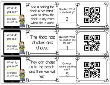 QR Codes: Read It, See It, Understand It, Scan It Literacy Centers