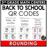 QR Codes Rounding August Math Center