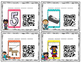 QR Codes: Say It, Make It, Scan It Set #2- CVC and CVCe Literacy Center