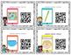 QR Codes: Say It, Make It, Scan It Set #2- CVC and CVCe Li