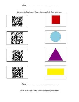 QR Codes Shapes