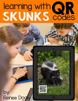 QR Codes - Skunks