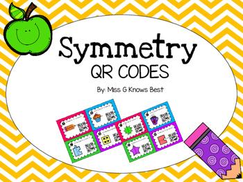 QR Codes: Symmetry