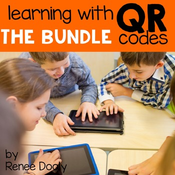 QR Codes - The Animal Bundle