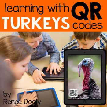 QR Codes Turkeys