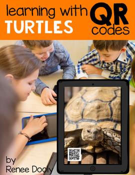 QR Codes - Turtles