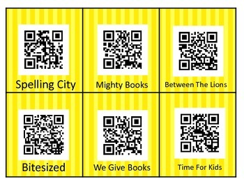 QR Codes Web Sites