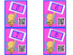 QR Codes Word Family Scoot