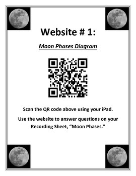 QR Codes and Lunar Phases