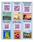QR Codes building classroom community/creando communidades en el salon Spanish