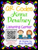 QR Codes for Author Anna Dewdney - Listening Center
