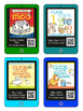 QR Codes for Author Doreen Cronin - Listening Center