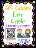 QR Codes for Author Eric Carle - Listening Center