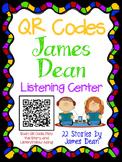 QR Codes for Author James Dean - Listening Center