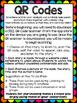 QR Codes for Author Laura Numeroff - Listening Center