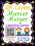 QR Codes for Author Mercer Mayer - Listening Center