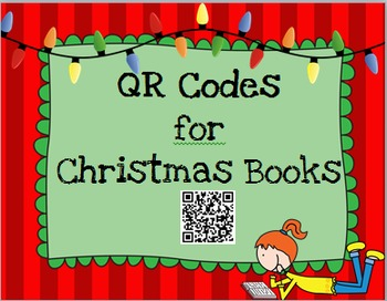 QR Codes for Christmas Books