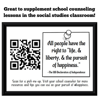 QR Codes for Emotional Wellness & Resiliency