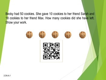QR Codes for Math