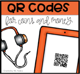 QR Codes for Money and Coins Listening Station