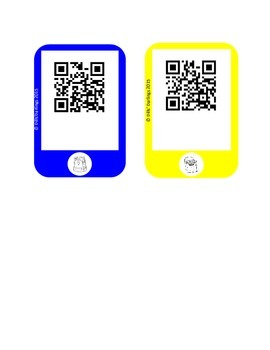 QR Codes for Numbers
