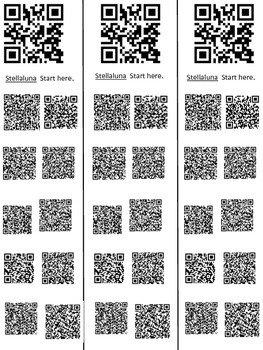 QR Codes for Stellaluna