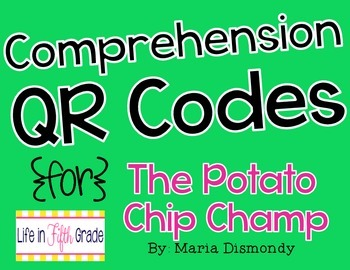 QR Codes for The Potato Chip Champ