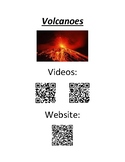 QR Codes for Volcanoes