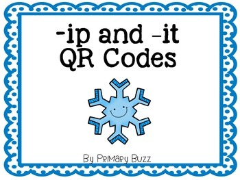 QR Codes - -ip and -it