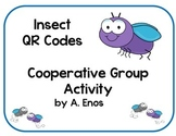QR Codes on Insects--Cooperative Group Activity