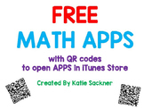 QR Codes to Free Math Apps