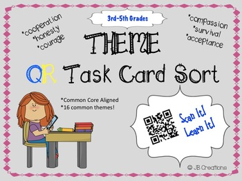 QR Common Core Activity Bundle! (3rd, 4th, & 5th grades)