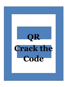 QR Crack the Code