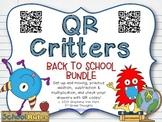 QR Critters BUNDLE {Back to School}