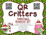 QR Critters BUNDLE {Christmas}