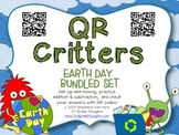 QR Critters BUNDLE {Earth Day}