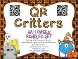 QR Critters BUNDLE {Halloween}