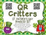 QR Critters BUNDLE {St. Patrick's Day}