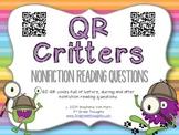 QR Critters: Nonfiction Reading Questions