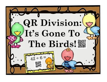 QR Division: It's Gone To The Birds!