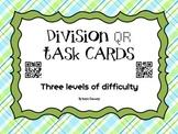 QR Division Task Cards