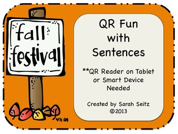 QR Fun with Sentences