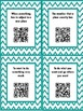 QR Hunt: 2nd Grade Reading Wonders Vocabulary Unit 2 Week 1
