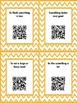 QR Hunt: 2nd Grade Reading Wonders Vocabulary Unit 2 Week 2