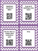 QR Hunt: 2nd Grade Reading Wonders Vocabulary Unit 2 Week 3