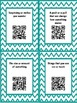 QR Hunt: 2nd Grade Reading Wonders Vocabulary Unit 3 Week 1